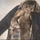 New $2998 Peter Millar Collection Cortina Shearling Jacket M