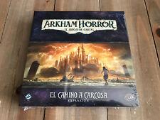 Arkham Horror: el juego de cartas - El Camino a Carcosa - Fantasy Flight Games