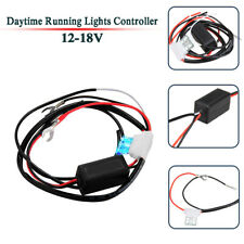 DRL 5A Car Led Daytime Running Light Auto ON/OFF Control Module Switch Relay