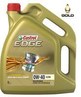 0W 40 Castrol EDGE TITANIUM FST 5 Liter Motorenöl 0W-40 A3/B4