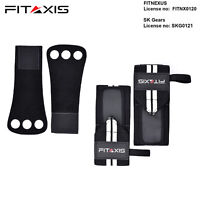 Weightlifting Grip 3 Hole Integrated Wrist Wrap