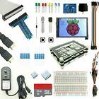 Raspberry Pi 3 B  B Plus 3.5 Inch Touch Screen Optional Kit  5V 2.5A Power