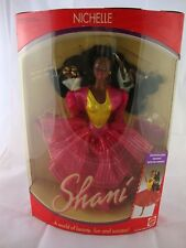 African American AA Nichelle Doll (Friend of Shani and Barbie) (New)