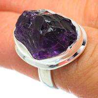 Amethyst 925 Sterling Silver Ring Size 6 Ana Co Jewelry R41833F