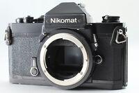 [Excellent] Nikon Nikomat FT2 35mm SLR Film Camera Black Body Only from Japan