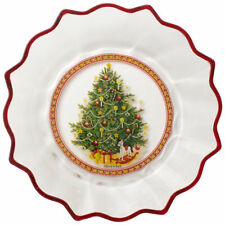 Villeroy & Boch CHRISTMAS Glass Accessories Tree Plate