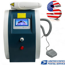 Tattoo Removal Machine Laser 1064nm & 532nm Removal Eyebrow Pigment  Device 【US】