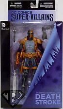 "DEATHSTROKE DC Comics Super Villains The New 52 7"" inch Action Figure 2013"