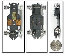 Aurora T-Jet Model Motoring SLIM LINE Slot Car CHASSIS SHELL AXLES CROWN +WHEELS