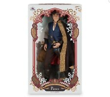 THE DISNEY STORE THE PRINCE LIMITED EDITION DOLL FROM SNOW WHITE