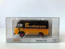 """BREKINA Saviem SG2 """"calberson"""" 1:87"""