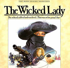 "THE WICKED LADY - Tony Banks GENESIS 1983 LP 12"" Film"