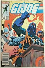 GI JOE#33 FN/VF 1985 MARVEL COMICS