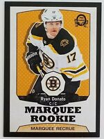 RYAN DONATO O-PEE-CHEE MARQUEE ROOKIE RETRO BLACK 100/100 #550 SP UD SERIES 2