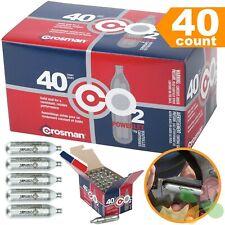 CO2 Cartridge Airsoft Gas Gun Pellet BB Pellets Crosman 12 Gram CO2 Cartridges