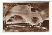 Mersey Tunnel Junction Chamber Main Branch Tunnels 1934 Stewart Bale Real Photo