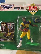 Starting Lineup St. Louis Rams Jerome Bettis #36