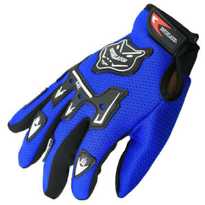 Cycling Biker Gloves Anti-slip BMX MTB XC Road Mountain Bike Racing Riding Sport