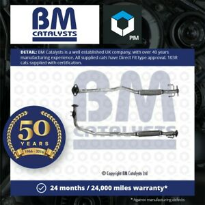 Exhaust Front / Down Pipe fits TOYOTA STARLET EP81 1.3 89 to 96 2E-E BM Quality