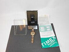 1978 Vintage Timex Marathon Digital Watch WITH CASE INSTRUCTIONS 6E1