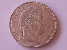 5 Francs Louis-Philippe Ier 1843 W