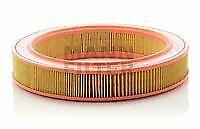 1x Luftfilter MANN-FILTER C 2846 Motorluftfilter