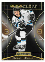 2019-20 Connor McClennon Upper Deck CHL Rookie CHL Class - Kootenay Ice