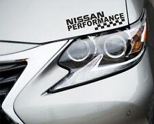 Performance Sticker Fits Nissan Premium Qaulity Decals Graphics GP15