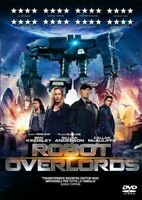 Robot Overlords DVD nuovo EAGLE PICTURES
