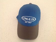 HORSE RACING INGLIS OFFICIAL RACING CAP,BRAND NEW THOROUGHBRED DARLEY GODOLPHIN