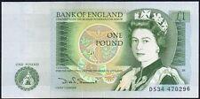 B341 Somerset banconota da 1981 £ 1 * DS34 470296 * AUNC *