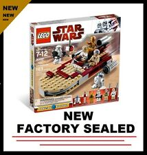 Lego Star Wars 8092 Landspeeder  R2-D2 C-3po Luke Obi Wan trooper minifig NEW @