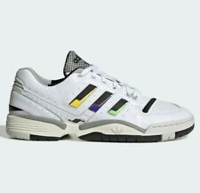 Adidas Torsion Comp Shoes White Retro Size UK 8 RRP £75 Brand New