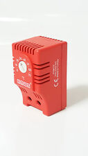 Emas PANEL THERMOSTAT 10A 230VAC NC RED