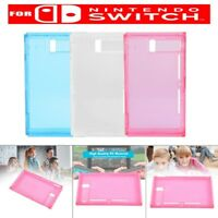 Replacement Housing Shell Case Back Cover for Nintendo Switch Console NS NX Host