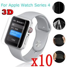 Lots Ultra-thin Hydrogel Screen Protector 3D Full Cover For Apple Watch Series 4