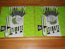 ULTIMIX 44 (MICHAEL JACKSON) / 2 x 12 VINYL MAXI-LP-SET MINT-