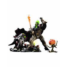 Dc Unlimited World of Warcraft Premium Series 4: Headless Horseman Action Figure