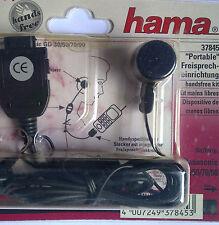 hama° Portable Freisprecheinrichtung für Panasonic GD30/GD50/GD70/GD90 handsfree