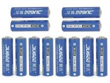 12pcs1.5v AA lifepo4 li-ion batteries JUGEE 3000mWh lithium rechargeable battery