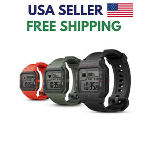 Amazfit Neo BT 5.0 Smart Watch Fitness Heart Rate Monitor For Android iOS