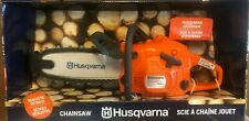 Toy Husqvarna 440 X-TORQ e-series Chainsaw Realistic Details Ages 3+