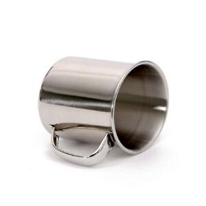 240ML Stainless Steel Travel Kindergarten small Mugs Tumbler Hiking Cup