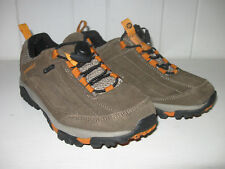 MERRELL Kid's Junior Tailspin Toggle Gunsmoke Waterproof Leather Shoe Sz 5