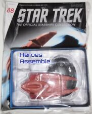 STAR TREK STARSHIPS COLLECTION #88 VULCAN VAHKLAS EAGLEMOSS NEW (86 87)