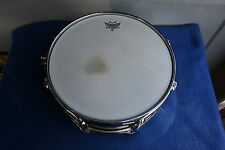 Yamaha Steel Snare Drum + remo weathterking Fell
