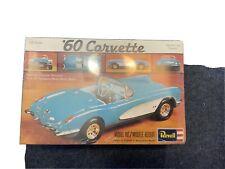 1976 Revell '60 Corvette 1:25 Model Kit *sealed