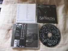 CD MUSIC-Satyricon-The Age Of Nero/Japan,first press+OBI/2008