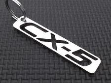 MAZDA CX5 schlüsselanhänger 2016 CHROM NAKAMA CX5 SKYAKTIV 4X4 SUV AWD anhänger