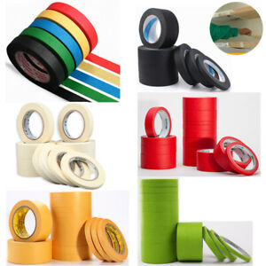 6mm 10 12 16 20 50mm Painting Masking Tape Adhesive Sticker Sticky Writable Roll